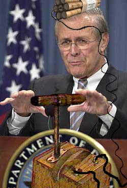 Rumsfeld Response