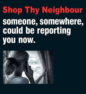 Shop Thy Neighbour