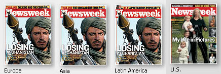 News Week Covers